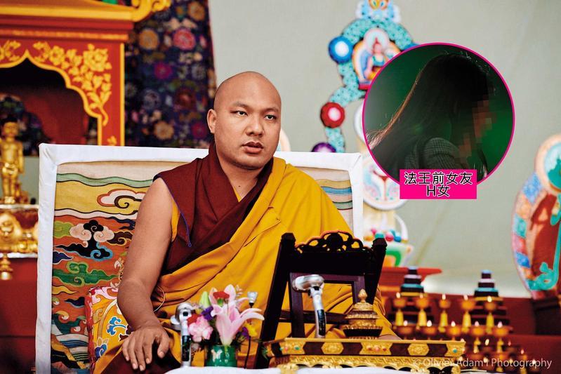 大寶法王噶瑪巴被外界視為與達賴喇嘛同為藏傳佛教的領袖之一,在宗教上有崇高地位。 (翻攝大寶法王噶瑪巴官方flickr karmapaweb)