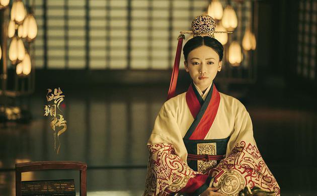 吳謹言主演的新劇《皓鑭傳》剛上映,目前網友反應不佳。(翻攝自新浪娛樂)