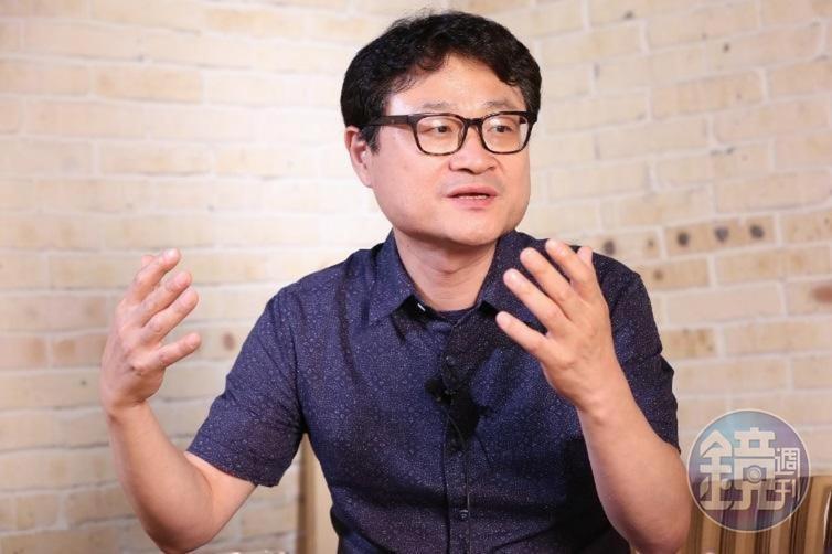 韓國名編劇申東益表示,受《魚》名導姜帝圭影響甚深。