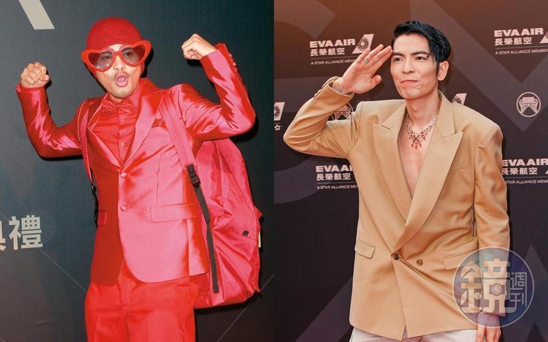 「鬼才」黃明志曾經入圍過金曲獎,和金曲歌王蕭敬騰惺惺相惜,兩人將合作公益單曲。