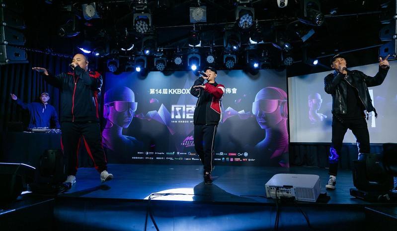 頑童MJ116今在高雄巨蛋演唱會上宣布將單飛不解散,各自籌備音樂作品。(KKBOX提供)