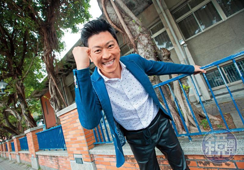 侯昌明在演藝圈有「省錢一哥」之稱,也是投資有方的高手。