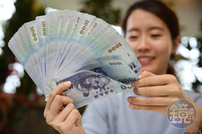 命理大師詹惟中表示,金豬年是否極泰來、數鈔票的好年。