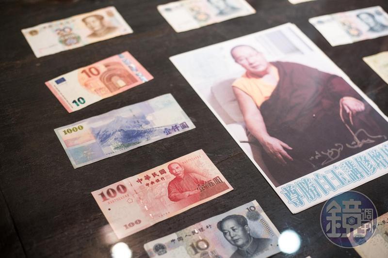 將5張不同顏色、各個國家的錢,在廟裡過火爐3圈,擺放至皮夾內,或桌面,能五行開運。