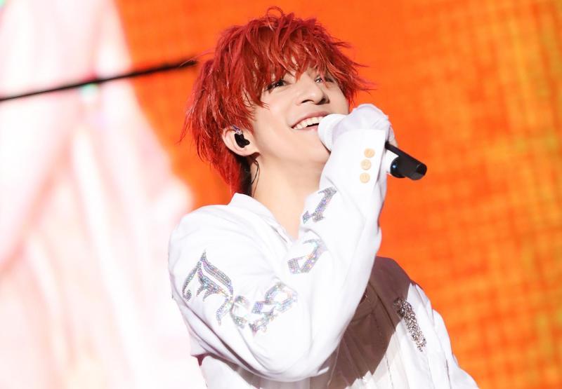 在大陸綜藝、音樂都擁有佳績的薛之謙難得在台灣亮相,就是要在台北小巨蛋開唱。(點子海洋娛樂提供)