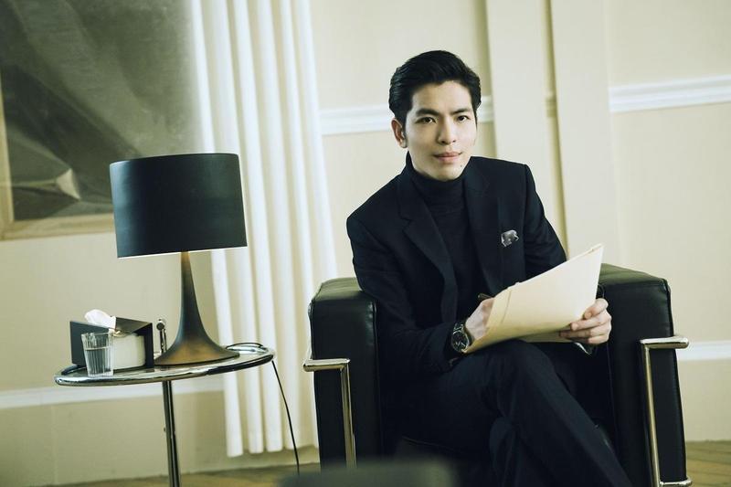 公視首部驚悚心理大戲《魂囚西門》,找來蕭敬騰挑大梁飾演男主角。(公視提供)