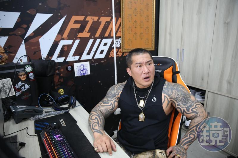 館長陳之漢怒控高雄市體育處刁難他辦比賽。