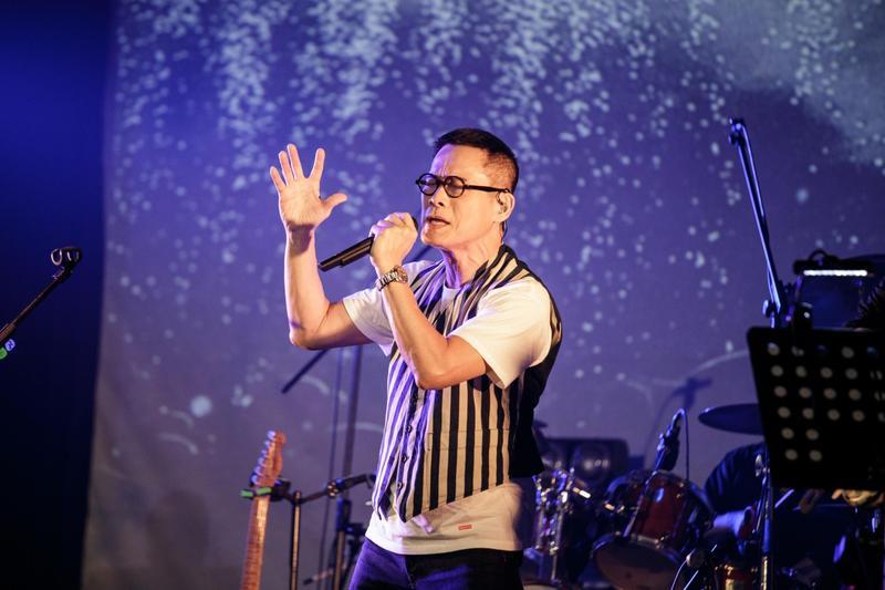 羅大佑1月30日的演唱會,將詮釋他的歷年台語作品。(Legacy提供)