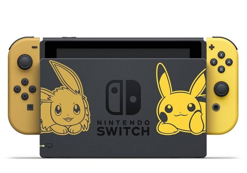 任天堂釋出Nintendo Switch 7.0.0版更新檔,開始支援繁體中文、簡中、 韓文等介面。(翻攝Nintendo Switch臉書)