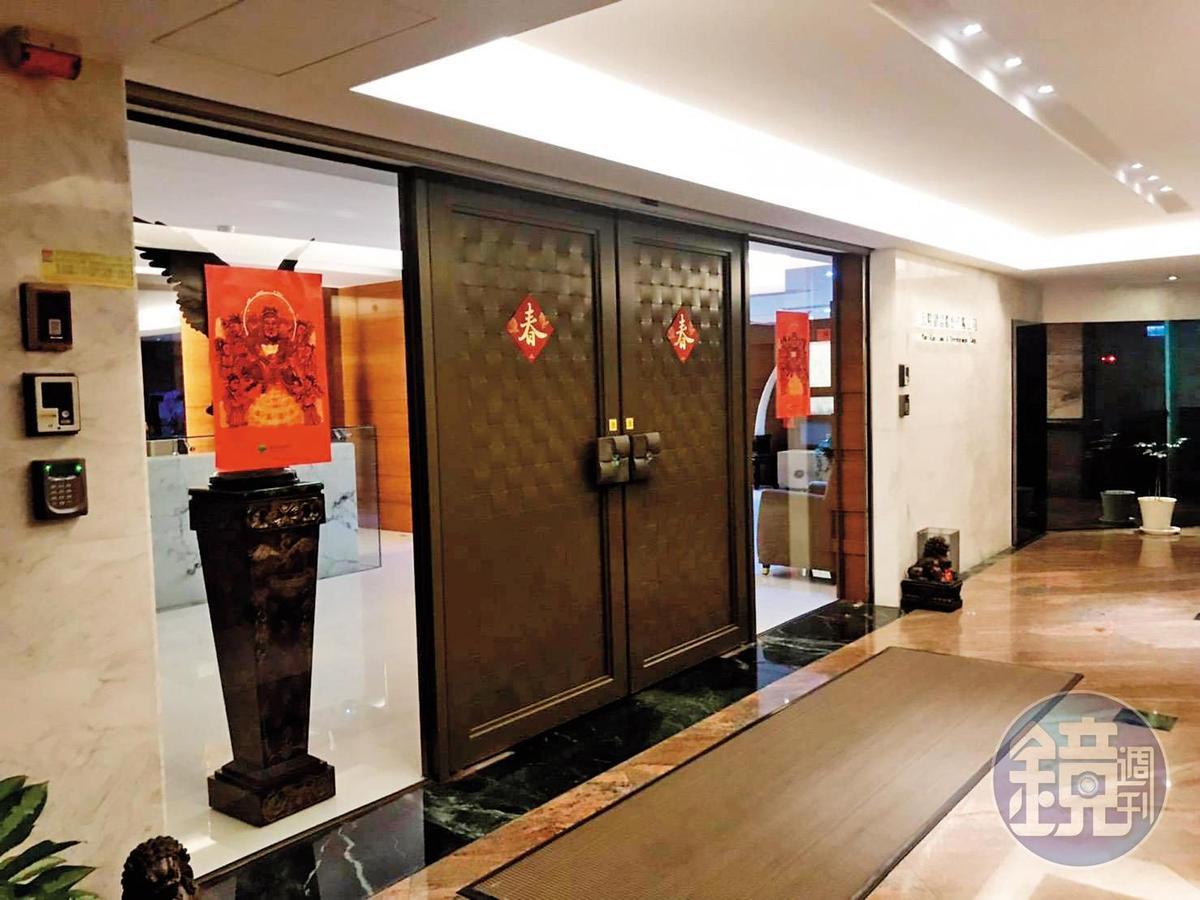 元霖建設位於台北市松江路,資本額1.36億元。
