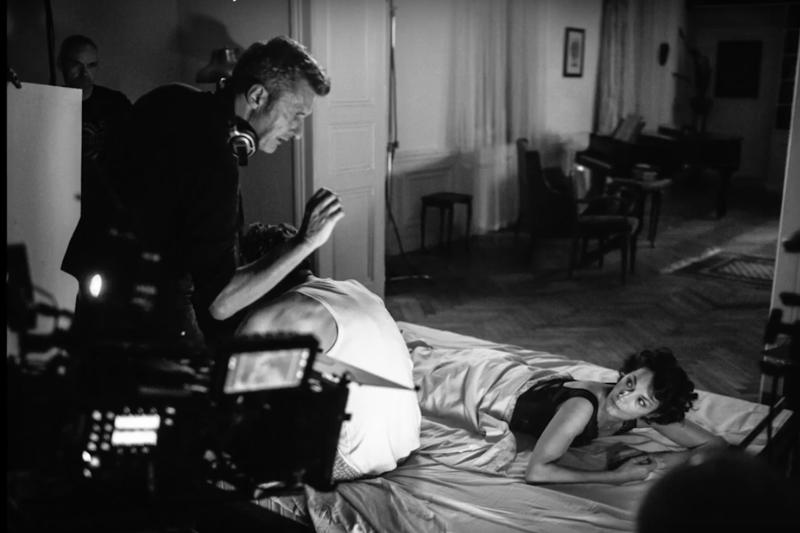 帕威帕利科斯基在拍片現場要求完美,往往一場戲可以拍10幾次。(東昊提供)