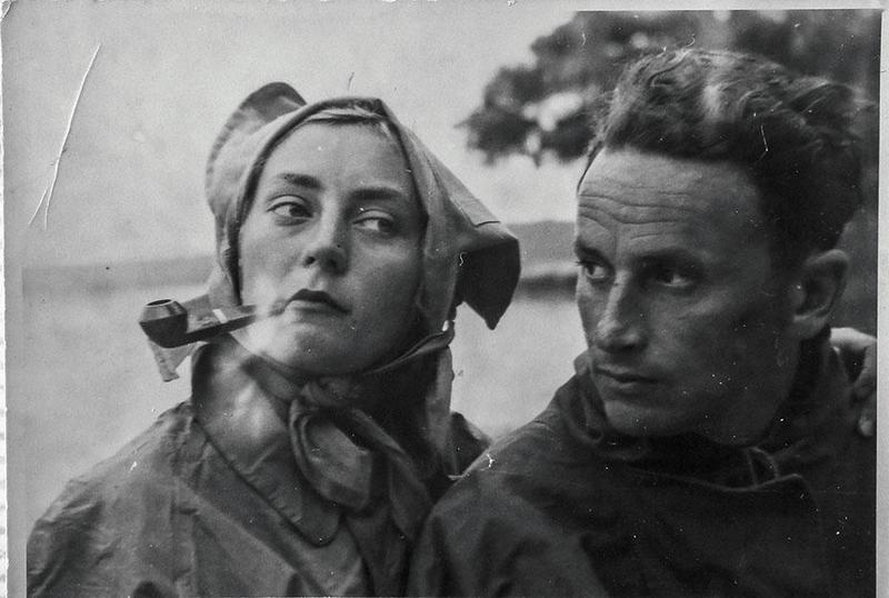 導演帕威帕利科斯基的父母年輕時代愛得轟轟烈烈、熱熱鬧鬧。(東昊提供)