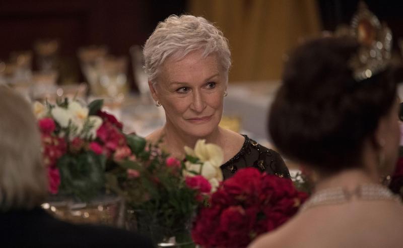 資深女星葛倫克蘿絲因《愛.欺》七度入圍奧斯卡,從未得過金獎影后的她,今年得獎呼聲高 。(威視提供)