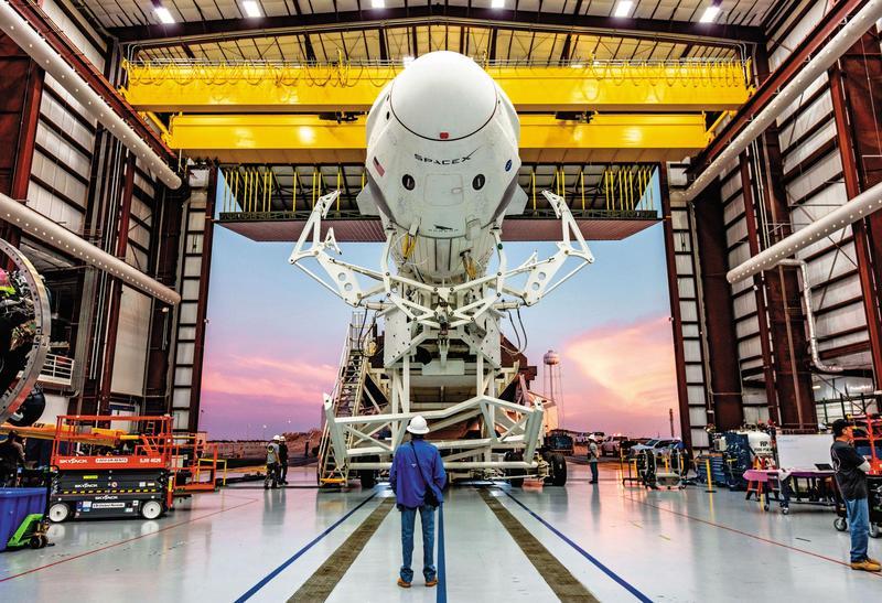 美國總統川普承諾加強國防力量,帶動一波航太國防產業上漲。(東方IC)