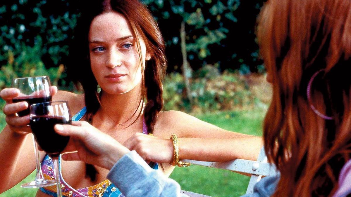 帕威帕利科斯基的《夏日午後的初纏愛戀》讓女星艾蜜莉布朗特嶄露頭角。(翻攝自imdb)