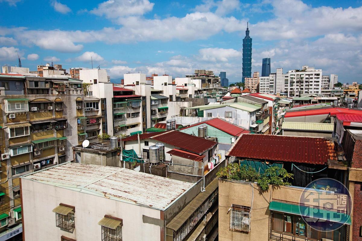 北市和平東路、樂業路一帶有許多老公寓,楚瑞芳竟誆稱被害人欲重整此區土地,大肆吸金。