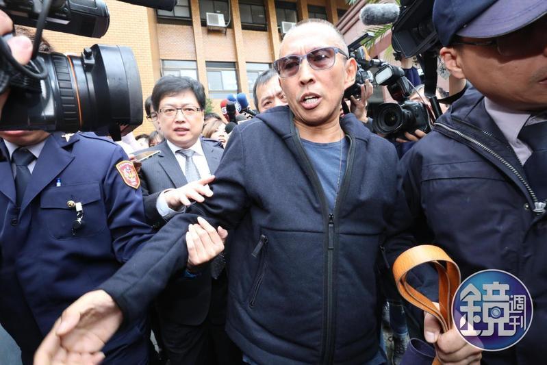 鈕承澤去年涉嫌性侵女性劇組工作人員,今日遭檢方起訴。