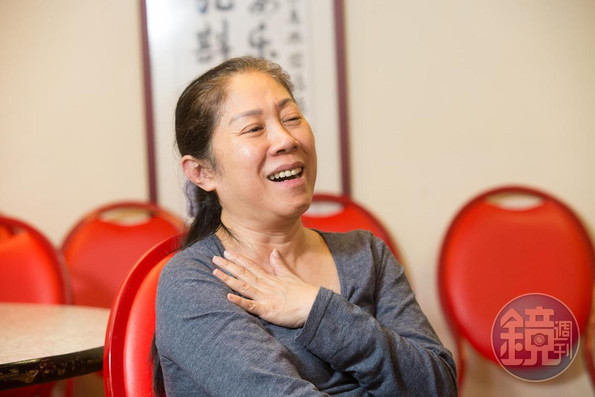 曹愛琴坦言當年母親並不看好自己,但為了守護媽媽的心血,只能放手一搏。