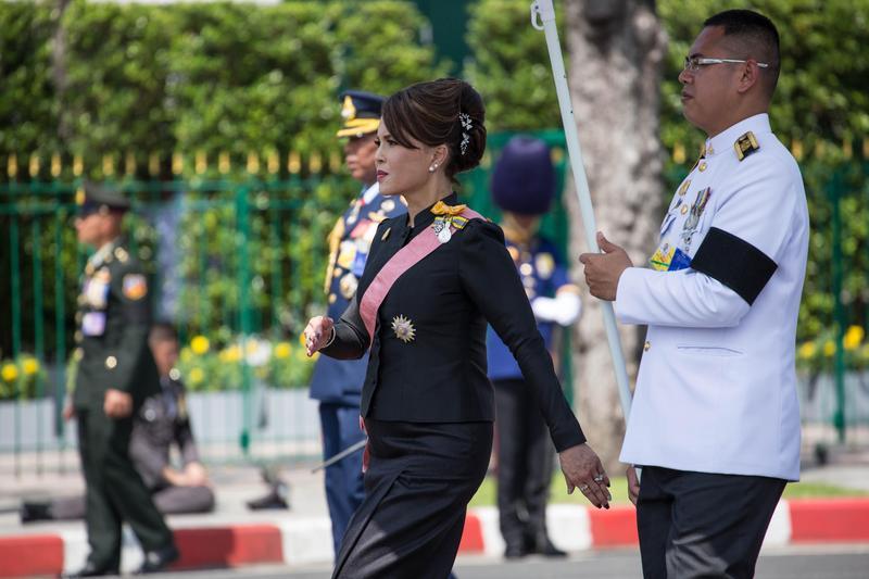 泰國長公主烏汶叻日前宣布代表「泰愛國黨」角逐總理大位,卻被泰王譴責不恰當,遭收回提名。(東方IC)
