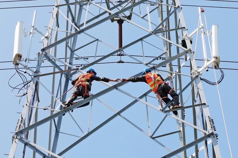 今年投資中國,可留意5G相關如電網與通訊等基建投資機會。(東方IC)
