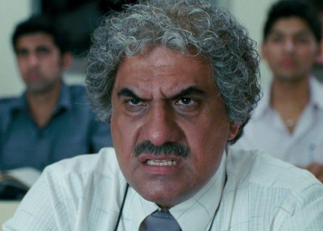 印度男演員Boman Irani因演出《三個傻瓜》而聲名大噪。(翻攝自網路)