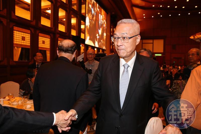 吳敦義表示,若國民黨有意參選者都準備充裕,符合國民黨提名的高度期許,並經過正常管道推選,全黨就一致幫他輔選。