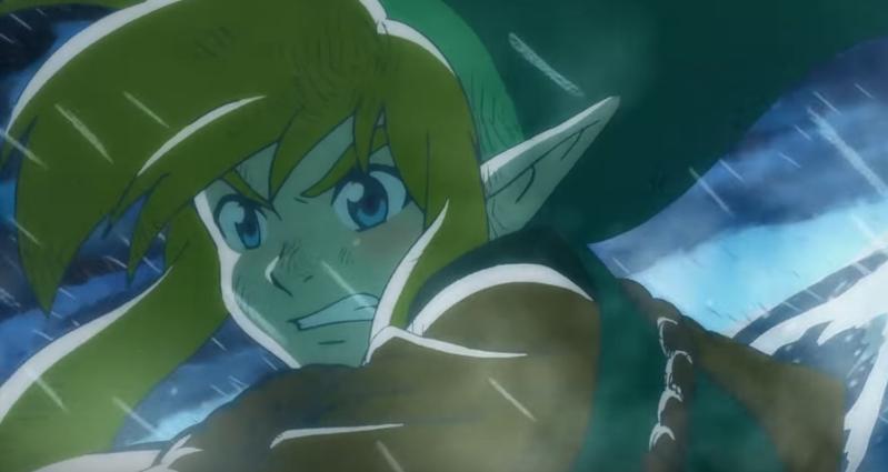 《薩爾達傳說:夢見島》重製版將登上Switch平台。(圖:翻攝自Nintendo Direct)