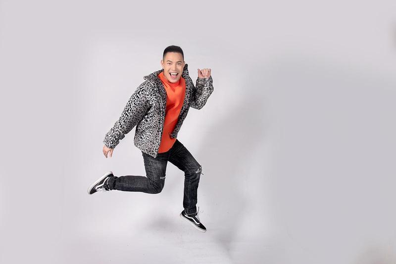 ECHO李昶俊於2月1日推出新單曲,當作送給女友李千那的歌。 (經紀人提供)
