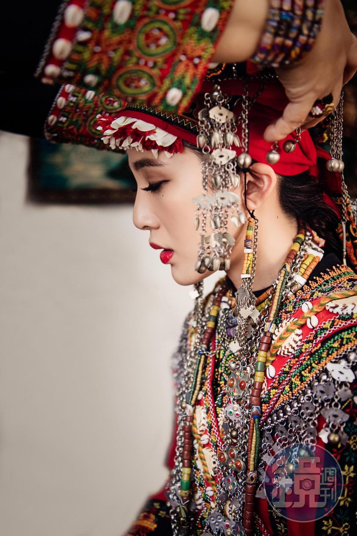 柯宏親曾是梁文音的婚禮攝影師,還因此拿到有婚禮攝影界奧斯卡之稱的ISPWP獎項。(+K Vision提供)