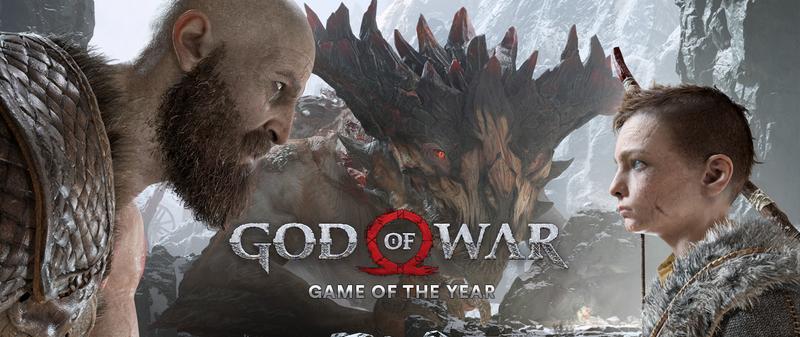PS4遊戲《戰神》拿下DICE 2019九項大獎,並獲得年度最佳遊戲大獎。(翻攝自AIAS官網)