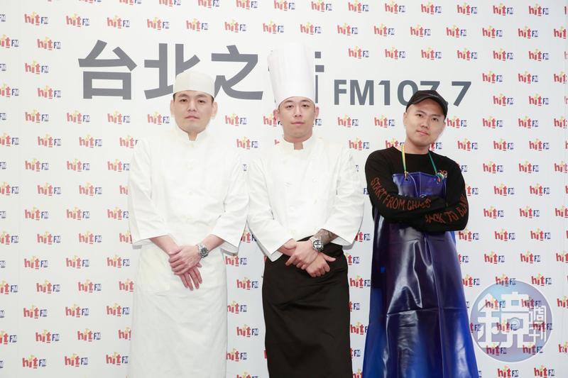 玖壹壹分別化身日系廚師、台式總鋪師、家庭煮夫共三款帥氣造型,為新單曲〈男子漢的浪漫〉造勢。