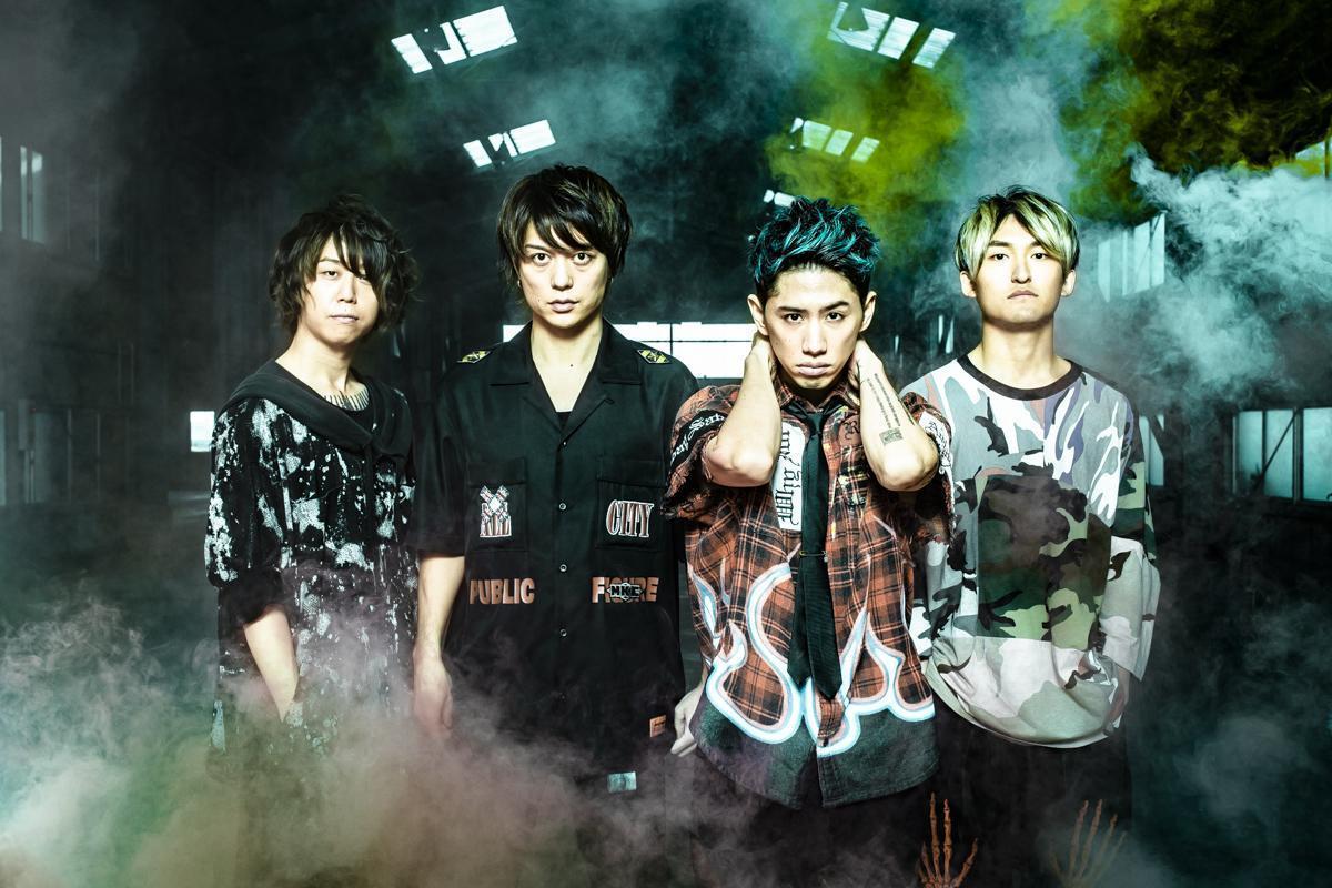 日本搖滾天團ONE OK ROCK受邀擔任紅髮艾德亞洲巡演開場嘉賓。(AEG提供)