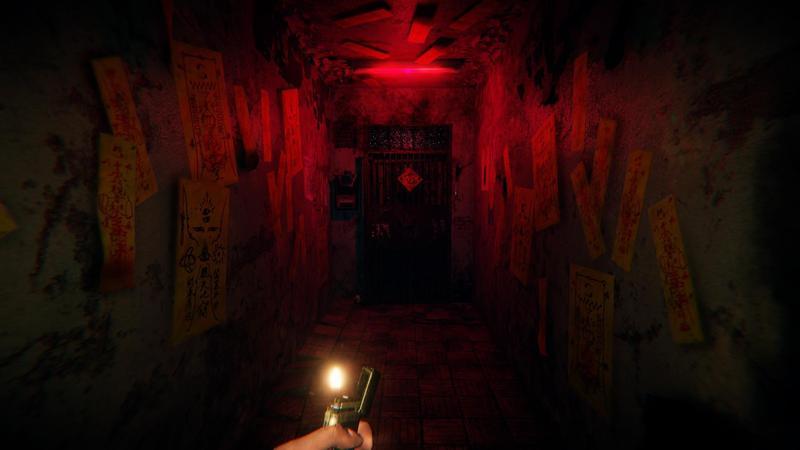 赤燭新作《還願》將於2月19日晚上九點在Steam正式上線。(圖:翻攝自Steam)