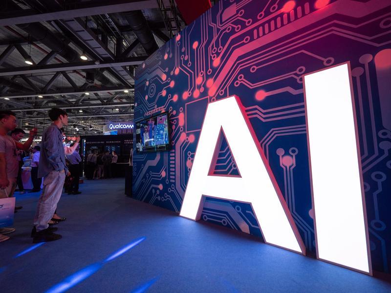 AI發展進程快速,已從學術研究走入日常生活,全球法人紛紛搶進布局。(東方IC)