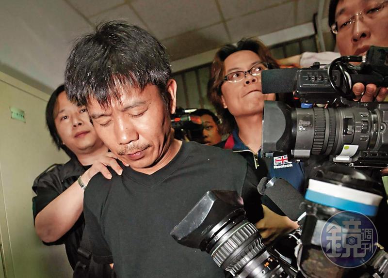 無良渣男林吉杉在逃亡多日後,於宜蘭礁溪的溫泉飯店附近超商前遭警方逮捕。