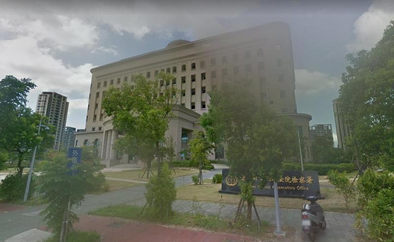 一名陸軍徐姓一兵因偽造文書、不當得利而被新竹地檢署提起公訴。(翻攝自Google街景)