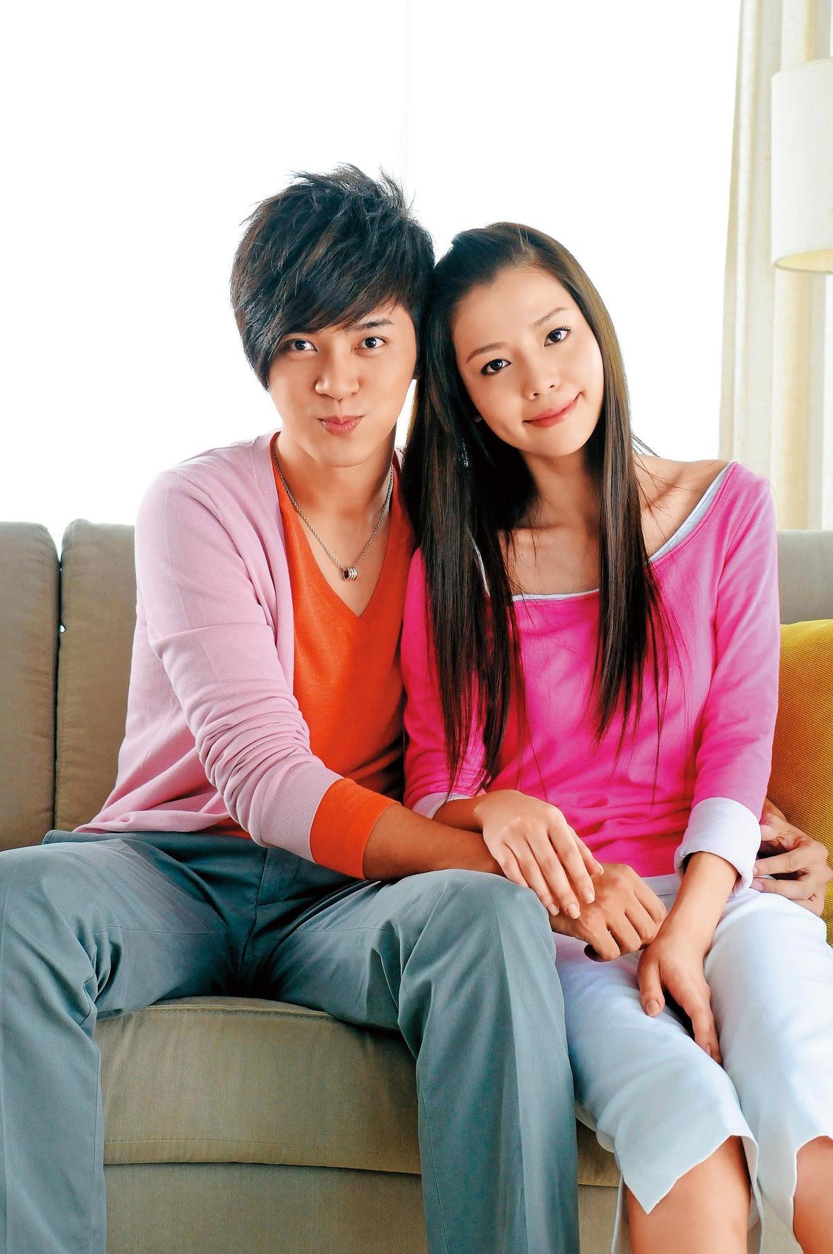 李毓芬接連和羅志祥、柯震東傳戀情,但最後都無疾而終。(東方IC)