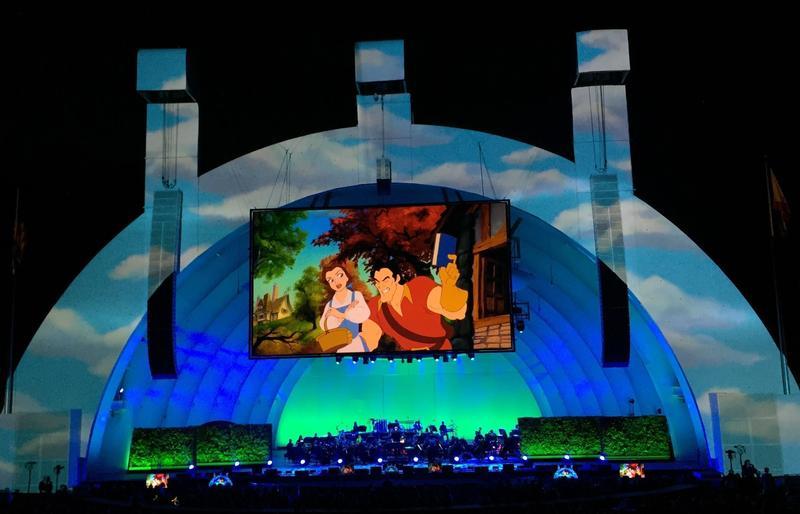 《美女與野獸》動畫交響音樂會4月將在台灣首演。(牛耳藝術提供)