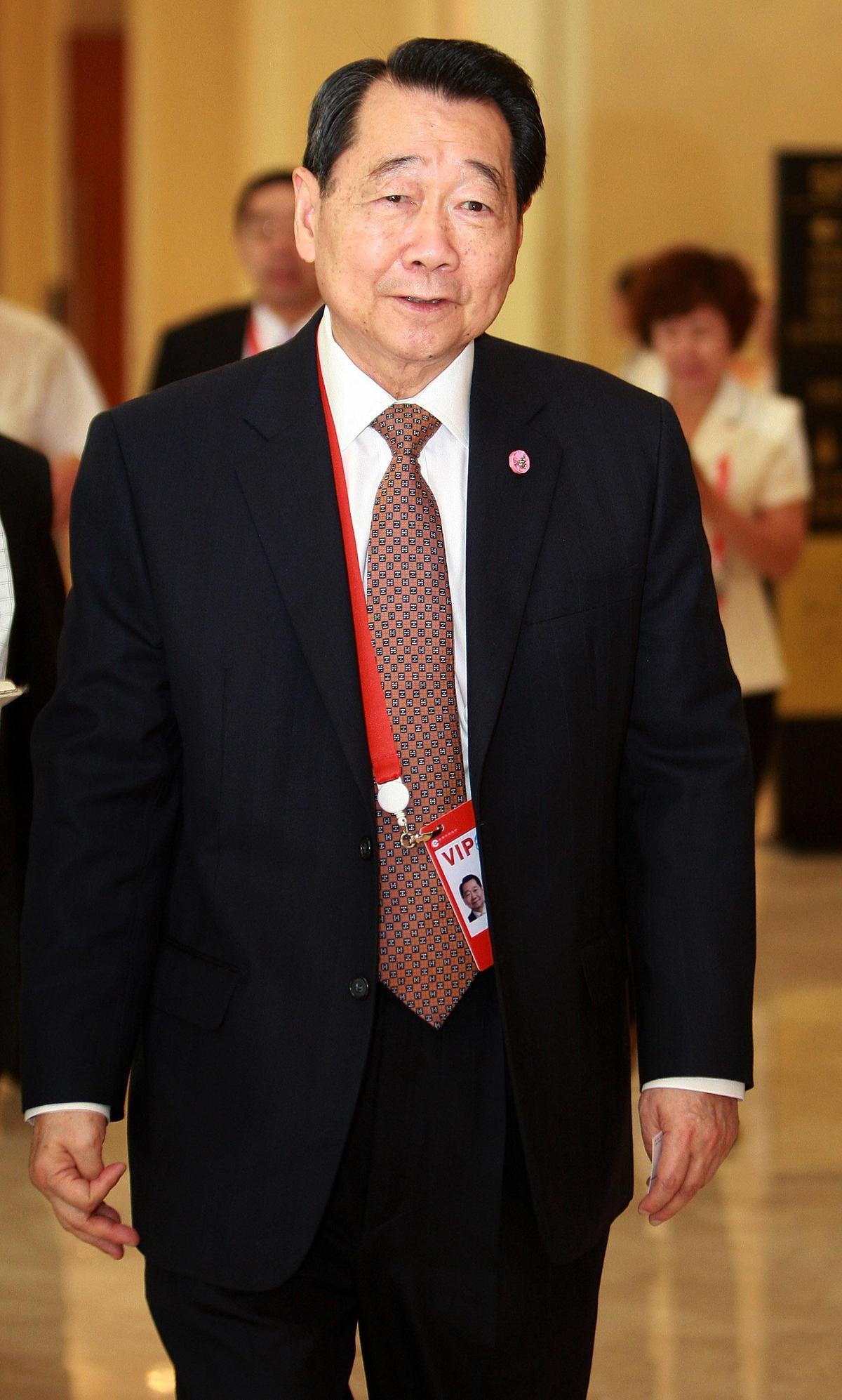 以傳產起家的泰國正大集團董事長謝國民,也可望成為大巨蛋新經營團隊成員。(東方IC)