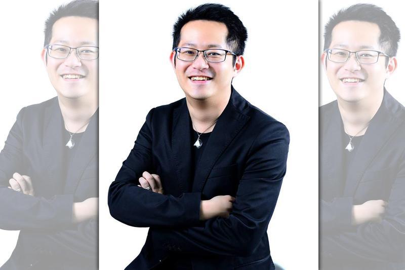 呂元鐘與陸元琪戀情曝光後,短短一周內成了台灣新聞人物,負面消息不斷。(翻攝自呂元鐘臉書)