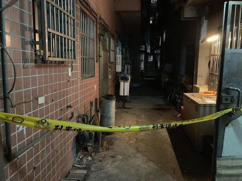 江男潛入三重住宅偷竊,卻因失風而墜樓死亡。