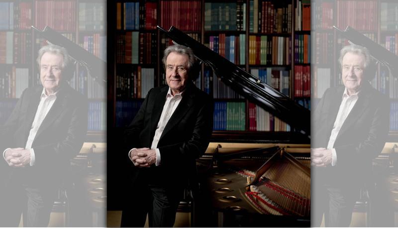維也納鋼琴樂派權威大師布赫賓德將於5月來台舉行音樂會。(牛耳藝術提供)