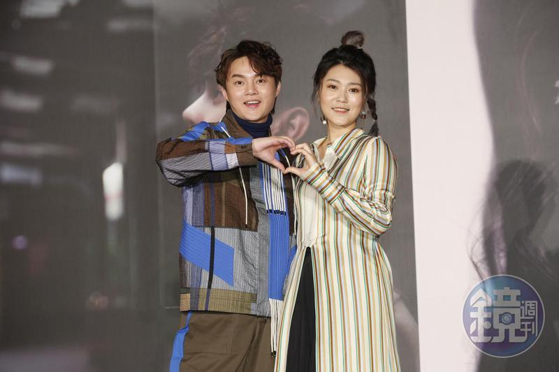 許富凱與曹雅雯將舉辦售票演唱會,一前一後接力開唱。