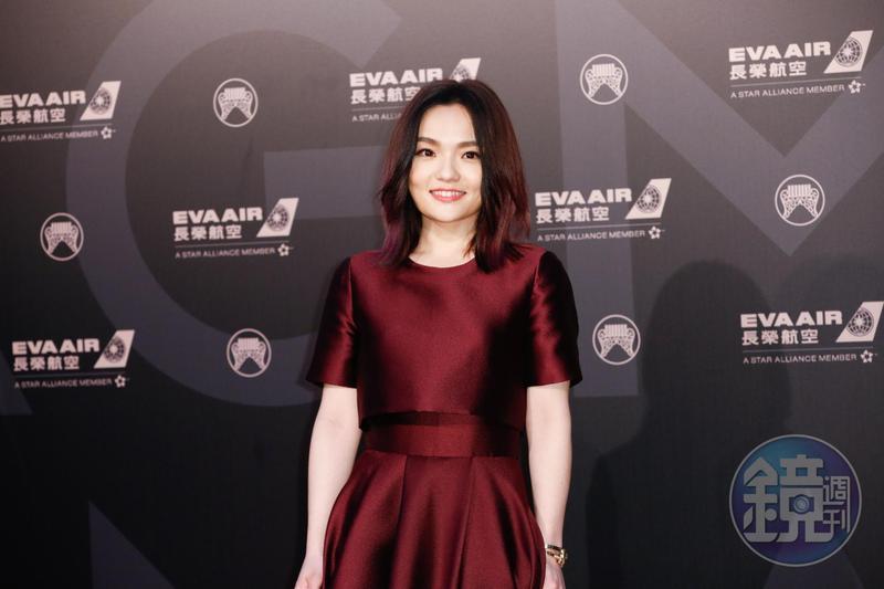 徐佳瑩是年輕一代頗受矚目的創作者。