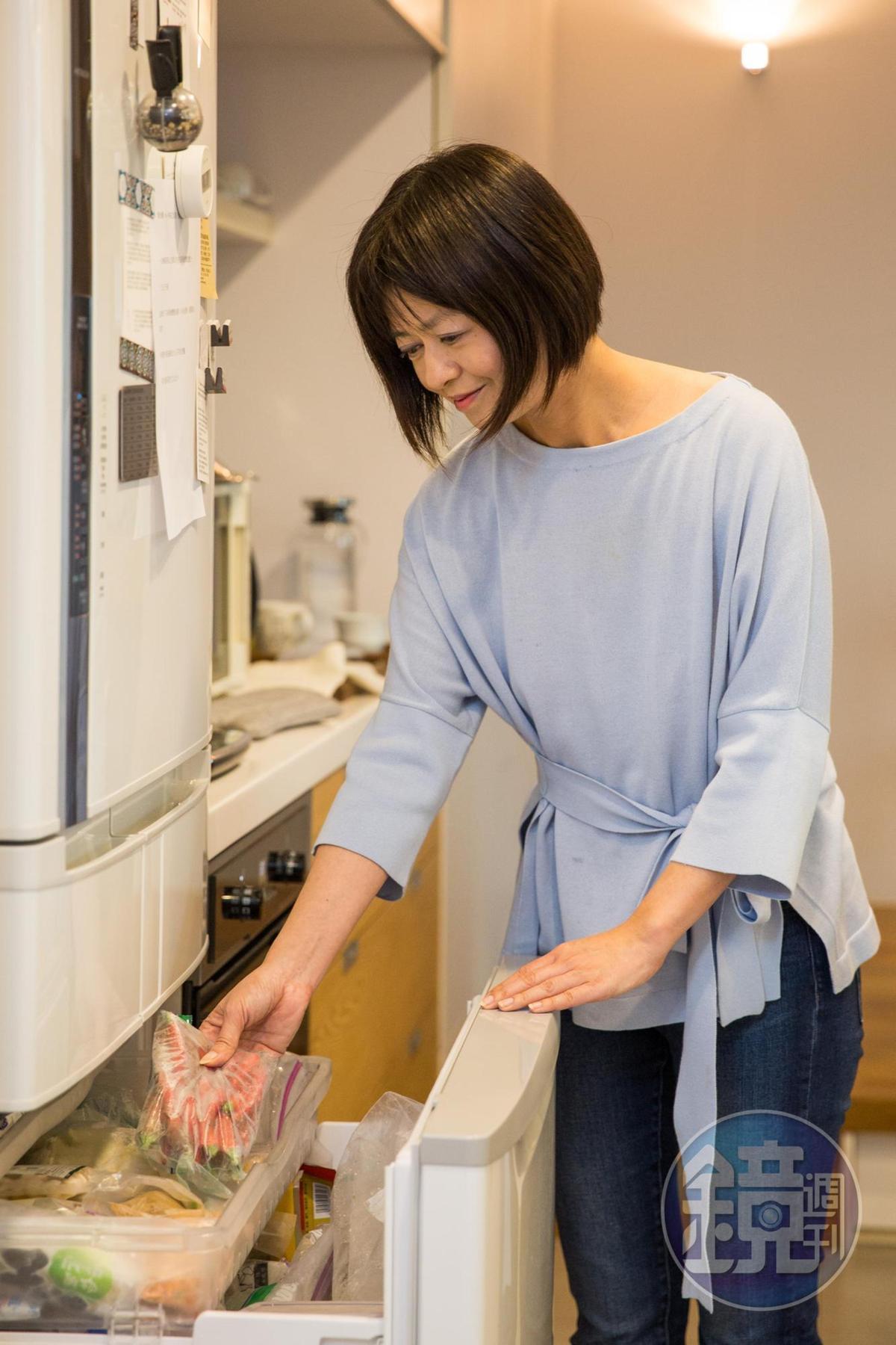 掌握舒心的料理訣竅,清冰箱也能變出有美學的日常料理。