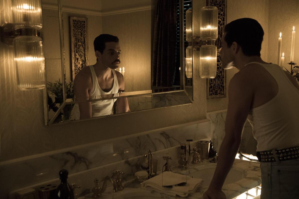 《波西米亞狂想曲》得到4項大獎,是斬獲獎項最多的電影。(福斯提供)