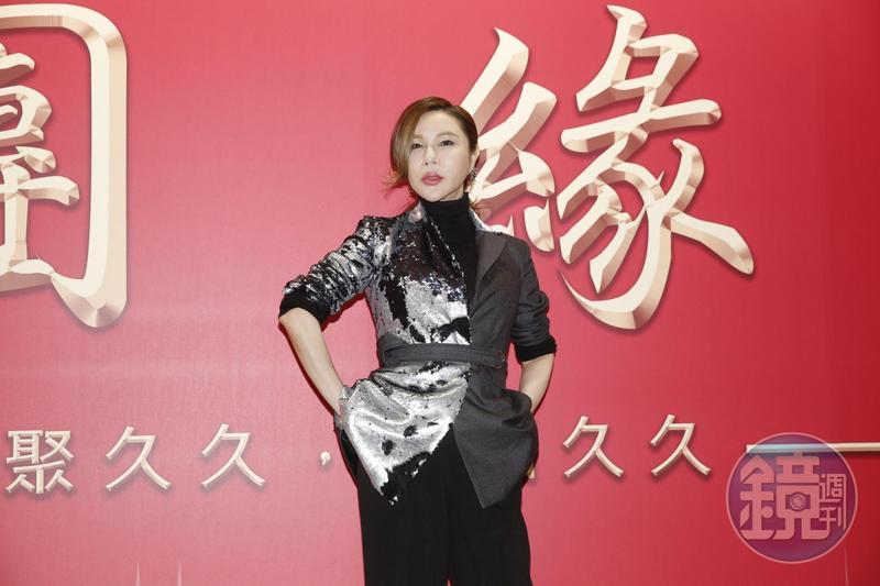 藝人利菁年前自爆已脫手南港百坪豪宅「大同璽苑」,賠了1,500萬元。
