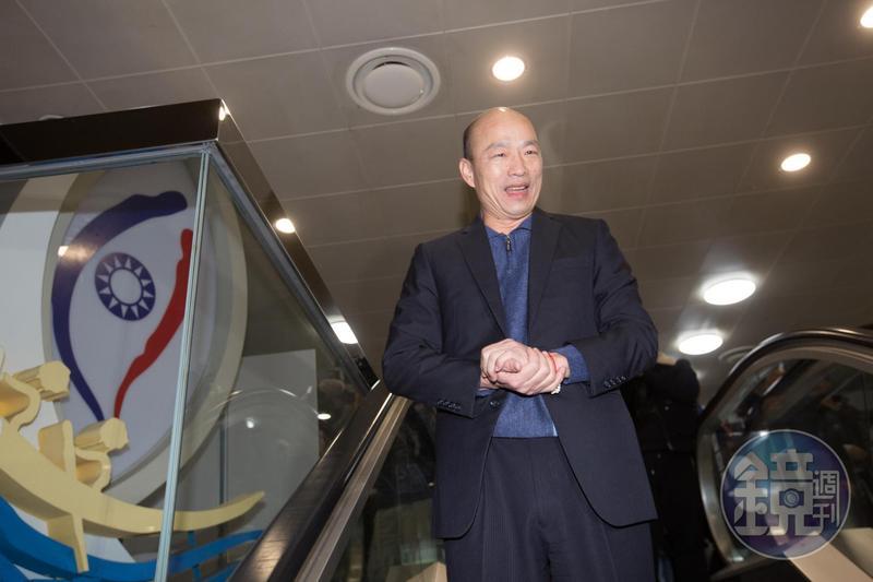 高雄市長韓國瑜出訪馬來西亞,宣布與馬國議員的早餐會因變動而取消,對方受訪卻表示從沒敲定這個行程。(本刊資料照)