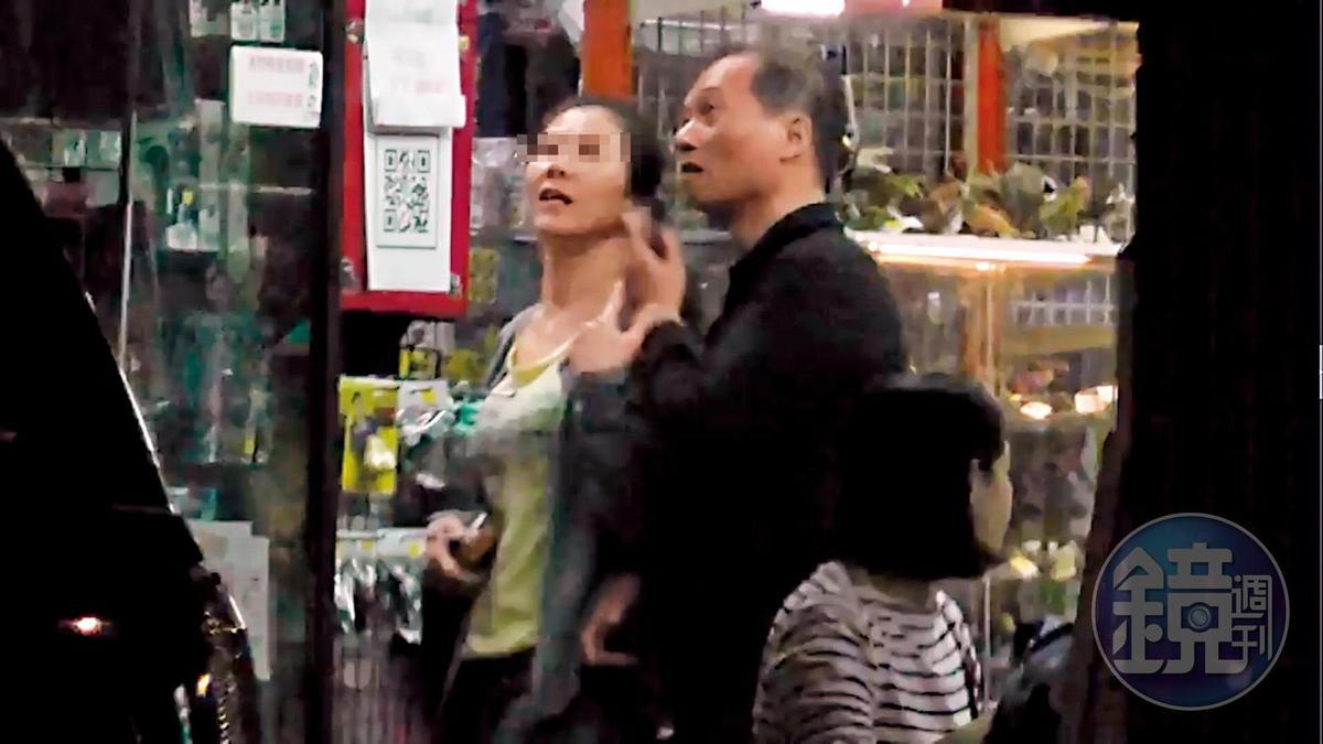 2月3日吃完陶板屋後,黃男帶林女及林女的女兒至玩具精品店買玩具。