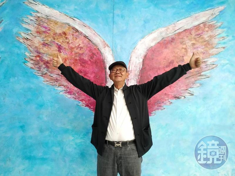 花蓮新天堂樂園去年底開幕,邱復生開心宣布,年假9天吸引50萬人次造訪。